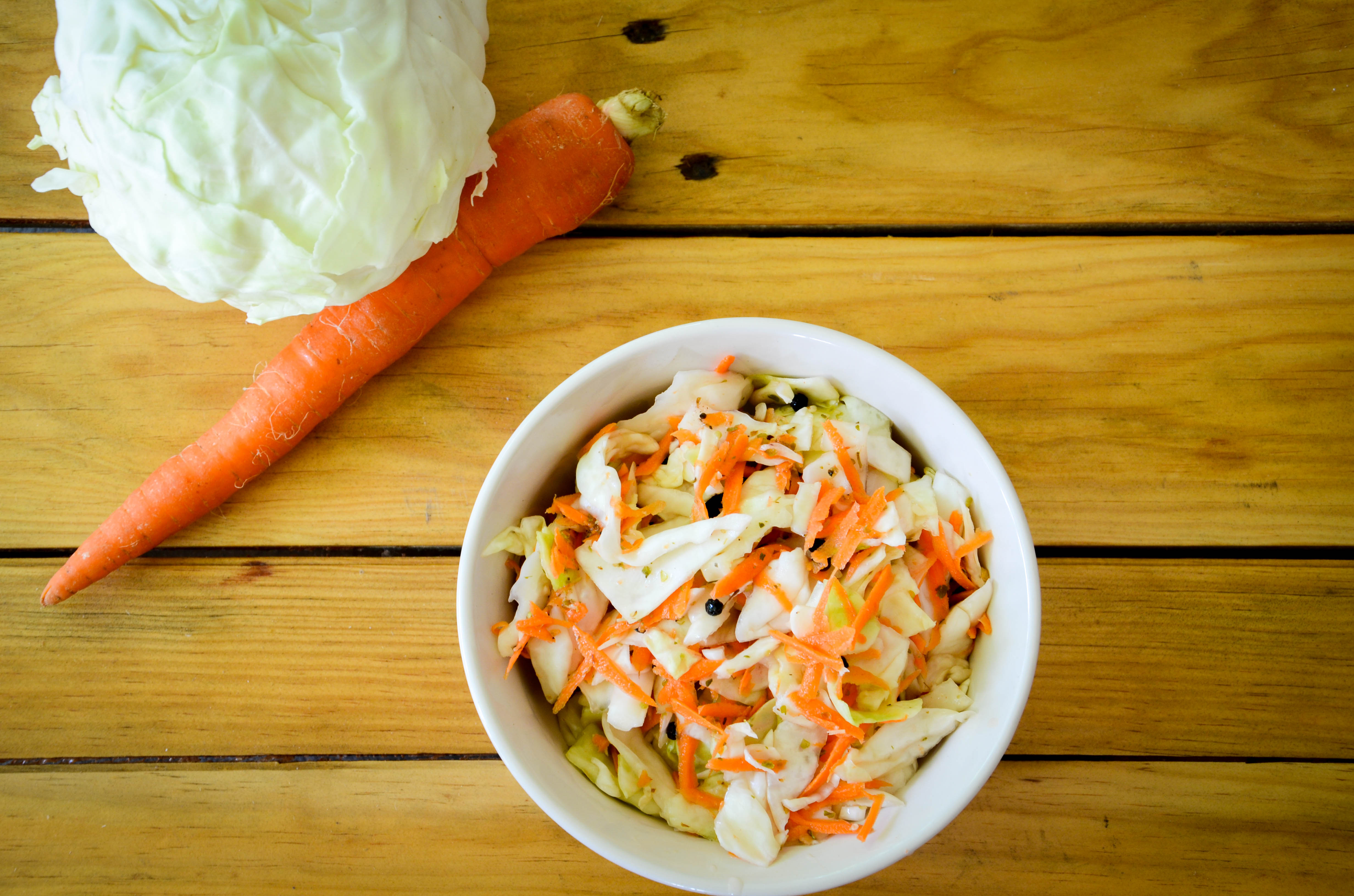 Encurtido De Repollo Y Zanahorias Brighter Bites Las zanahorias se pueden encontrar de todos los tamaños, formas y colores. brighter bites